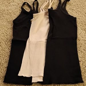 Set of 3 The Limited camis